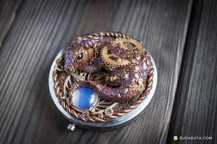 EllenRococo 魔法的首饰设计