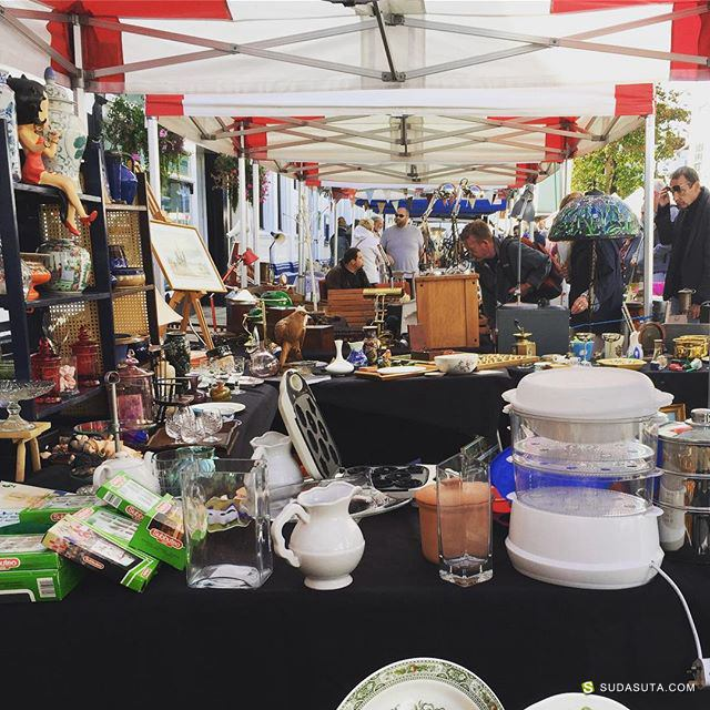 Faversham Markets 奇怪市集
