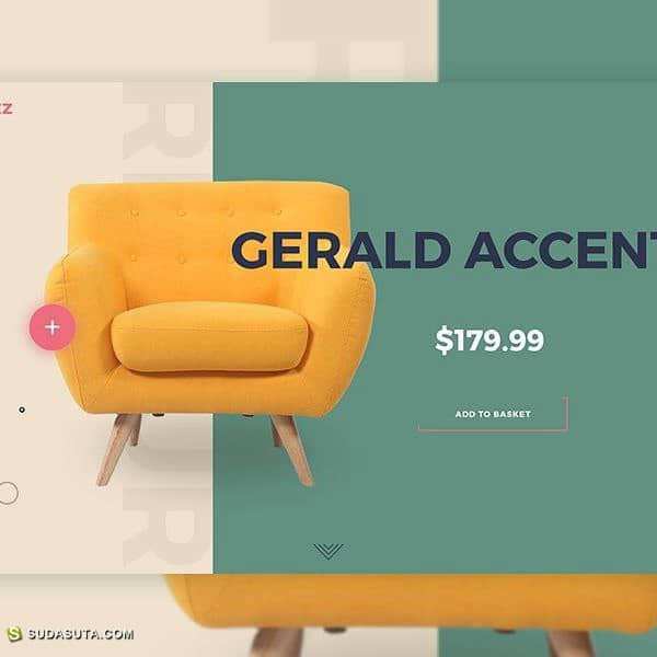 Giga Tamarashvili UI图形设计欣赏