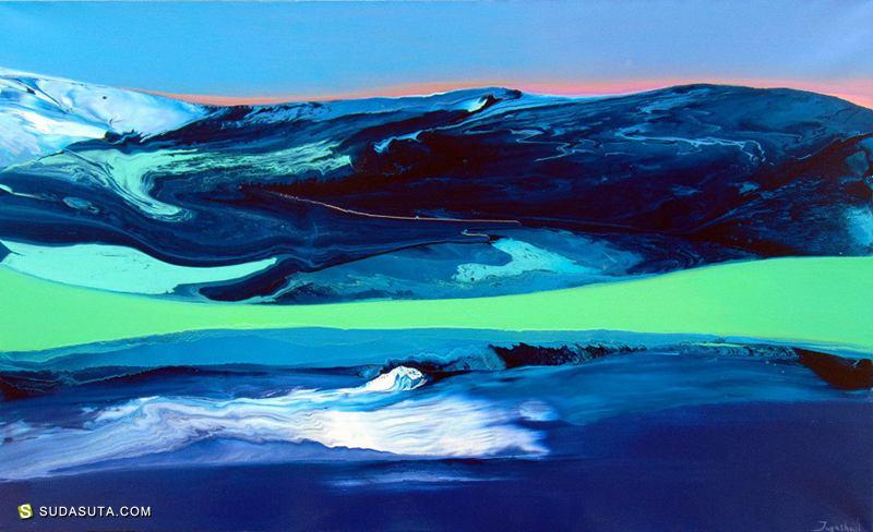 Jacob Jugashvili 海洋印象