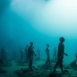 Jason deCaires Taylor 水下雕塑