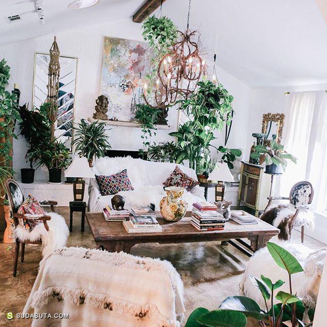 Judy Aldridge 室内设计欣赏
