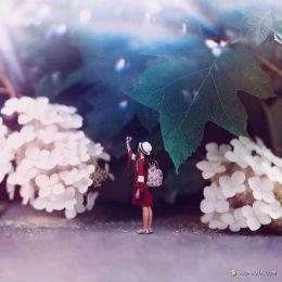 Natalia Seth 超现实主义摄影作品欣赏
