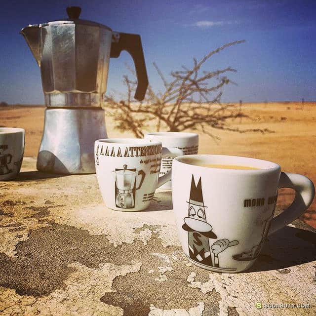 Lucy Pearce 旅行,咖啡与美食