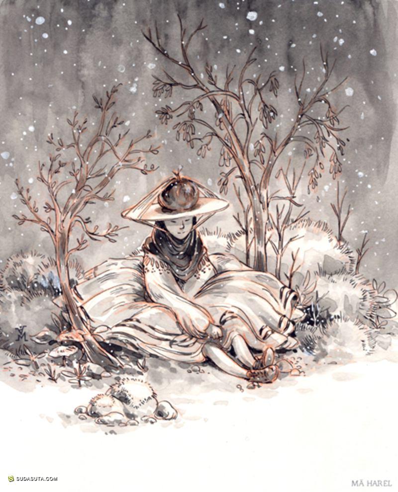 法国艺术家 Marie-Alice Harel