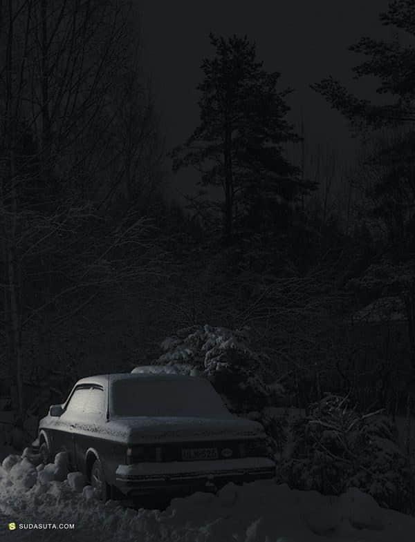 摄影师 Markus Henttonen 青春人像摄影欣赏
