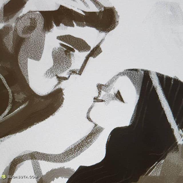 Nadya Mira 手绘涂鸦本子