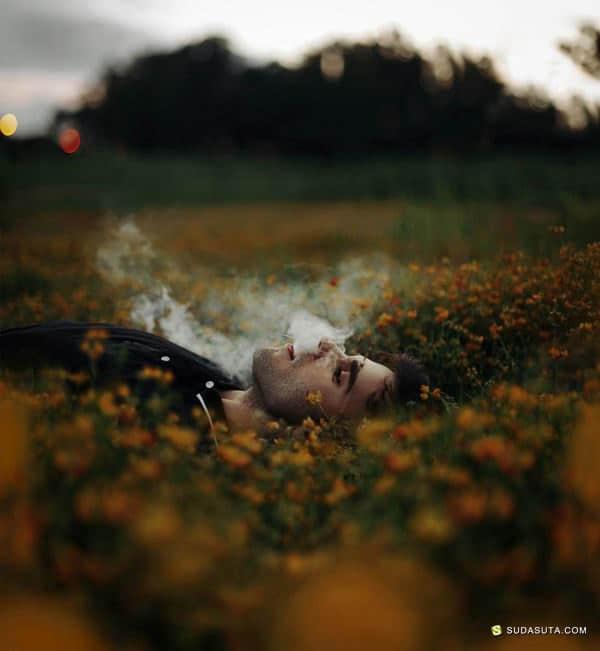 人像摄影师 Sergio Cabezas 青春街拍