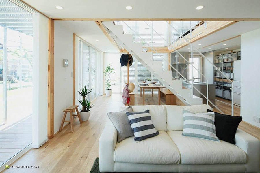 Spacious 木头房子