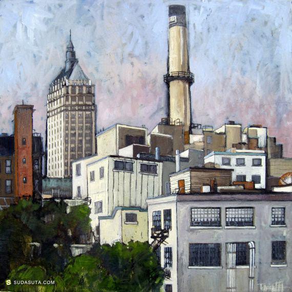 Teresa Haag 的油画世界