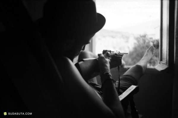 摄影师 Tomas Smith 人像及生活摄影