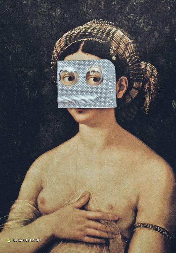 Vittorio Ciccarelli  另类的混合艺术欣赏