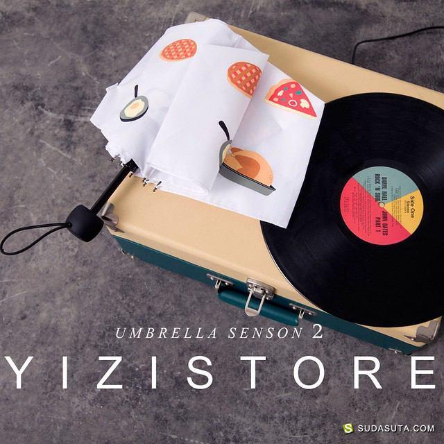 独立设计品牌 YIZI STORE