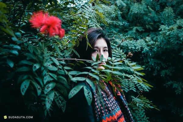 摄影师 Yssi Chen 人像摄影欣赏