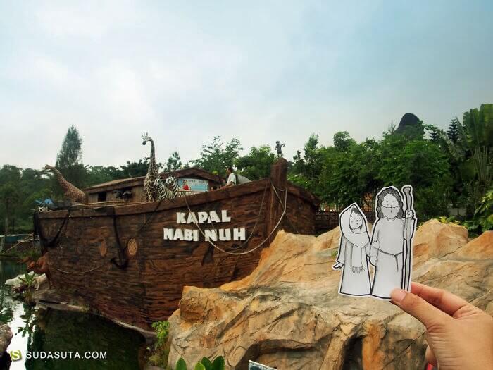 Doodledeux 不一样的旅行照