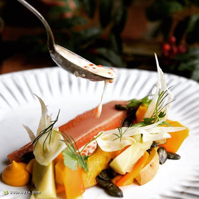 美食艺术家  Jimmi Eriksson