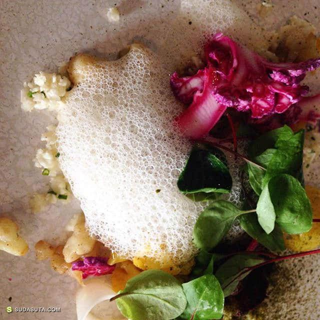 餐厅 L'Autre Pied 美食摄影欣赏
