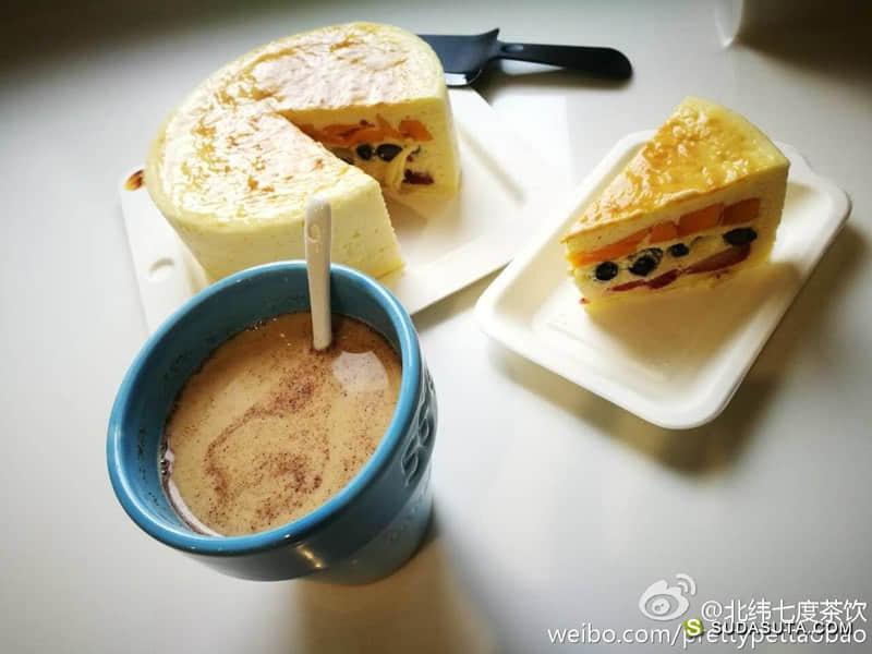 北纬七度茶饮 美食和奶茶