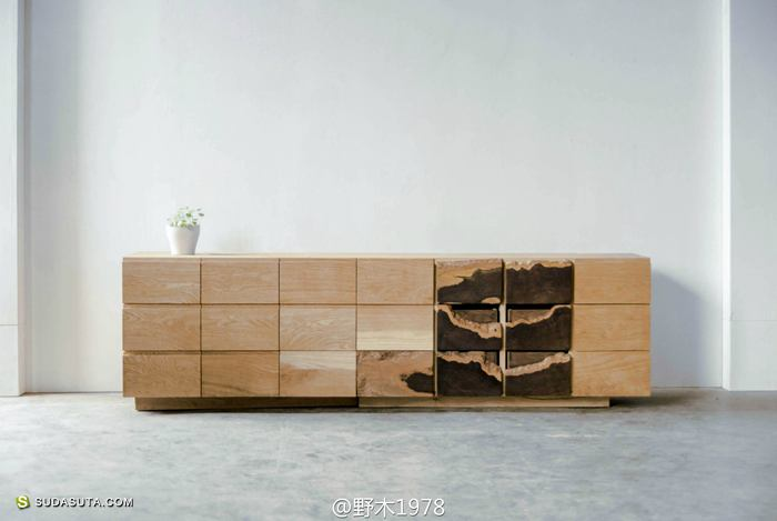 独立家具设计品牌 野木1978