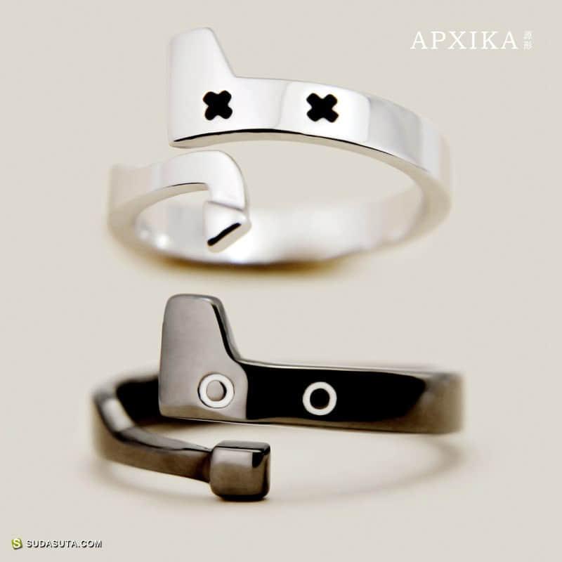 APXIKA 源形独立首饰设计