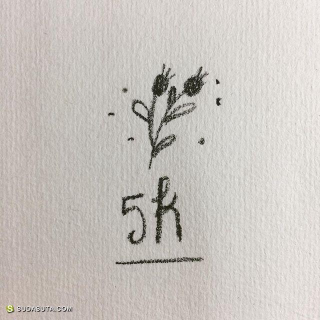 Brunna Mancuso 清新手绘生活小插画