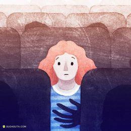 Eleni Kalorkoti 书籍插画欣赏