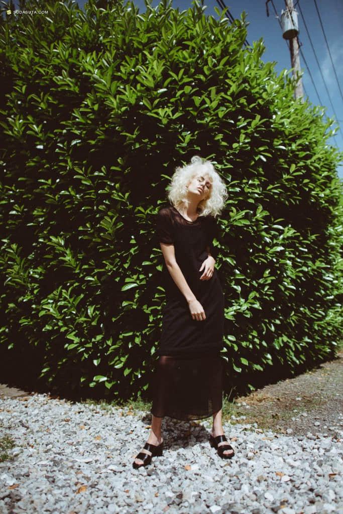 Erika Astrid 青春人像摄影欣赏