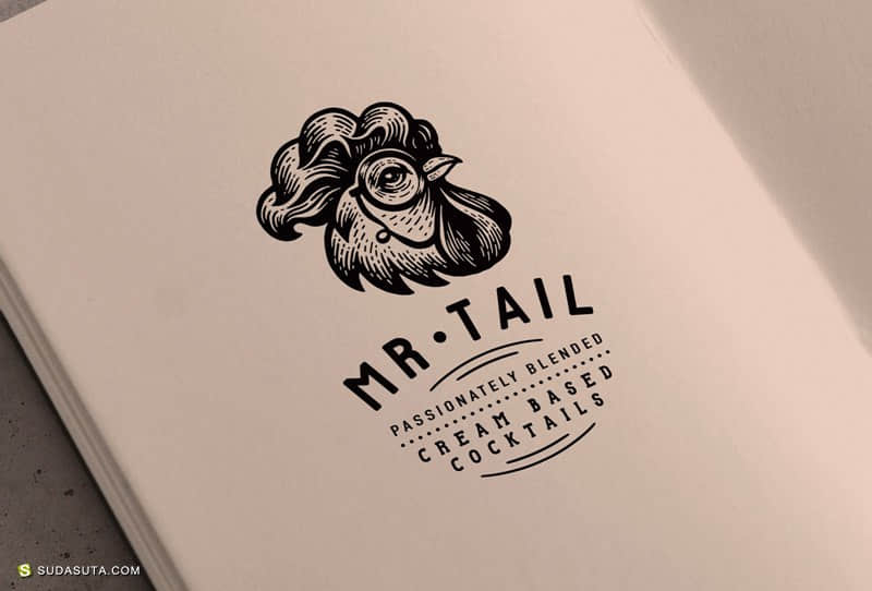 Mr. Tail 品牌及包装设计欣赏