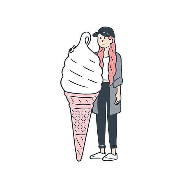 Okamura Yuta / 岡村優太 插画作品欣赏