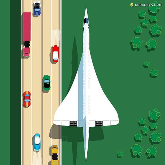 Peter Greenwood 插图设计欣赏