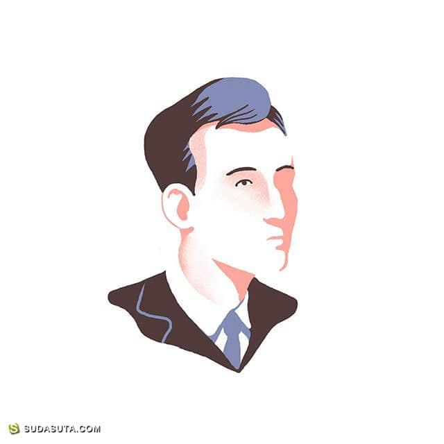 Sébastien Plassard 商业插画欣赏