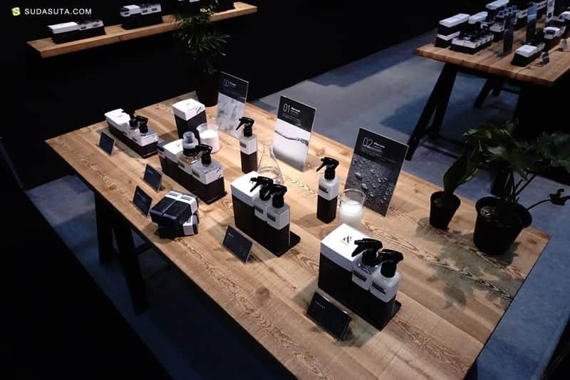 &SOAP 包装及视觉设计欣赏