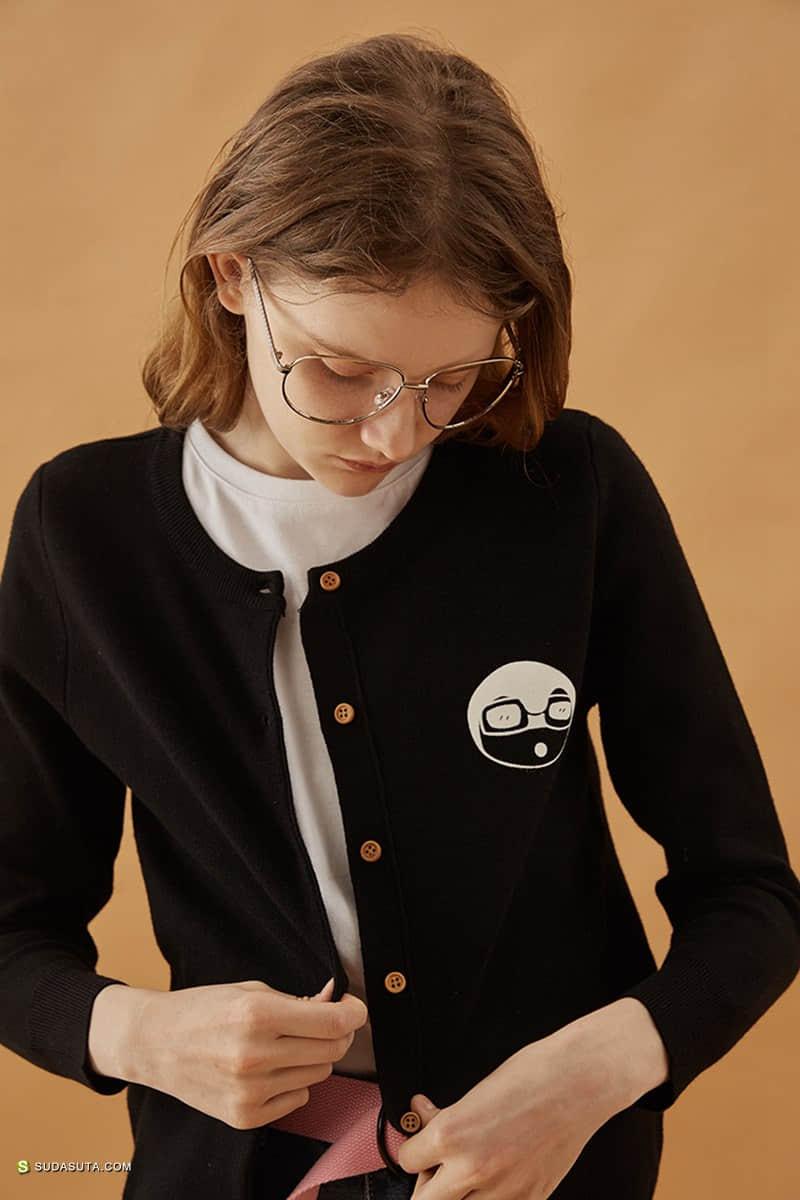 独立趣玩女装设计品牌  SQUARE HOULEST