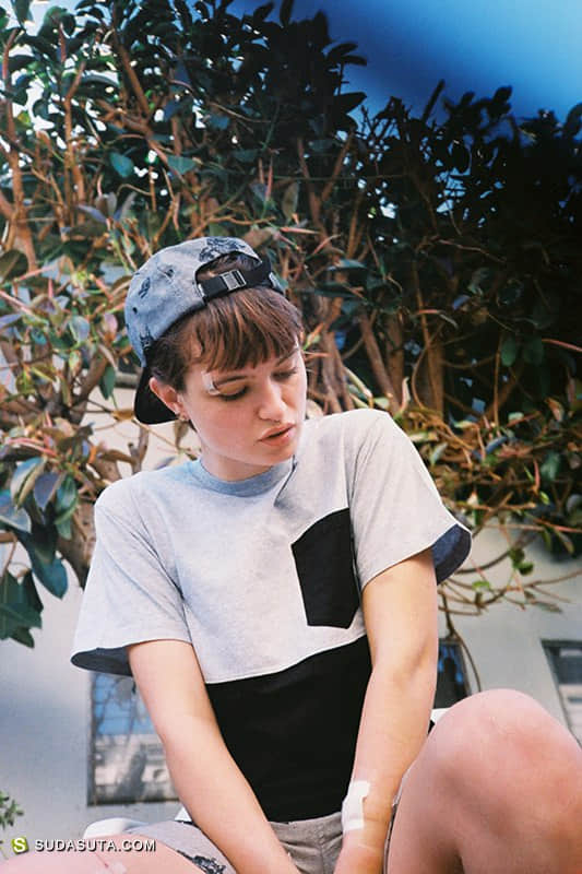 Zach McCaffree 青春人像摄影