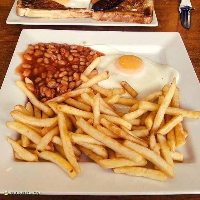 Leicester 带着胃口去旅行
