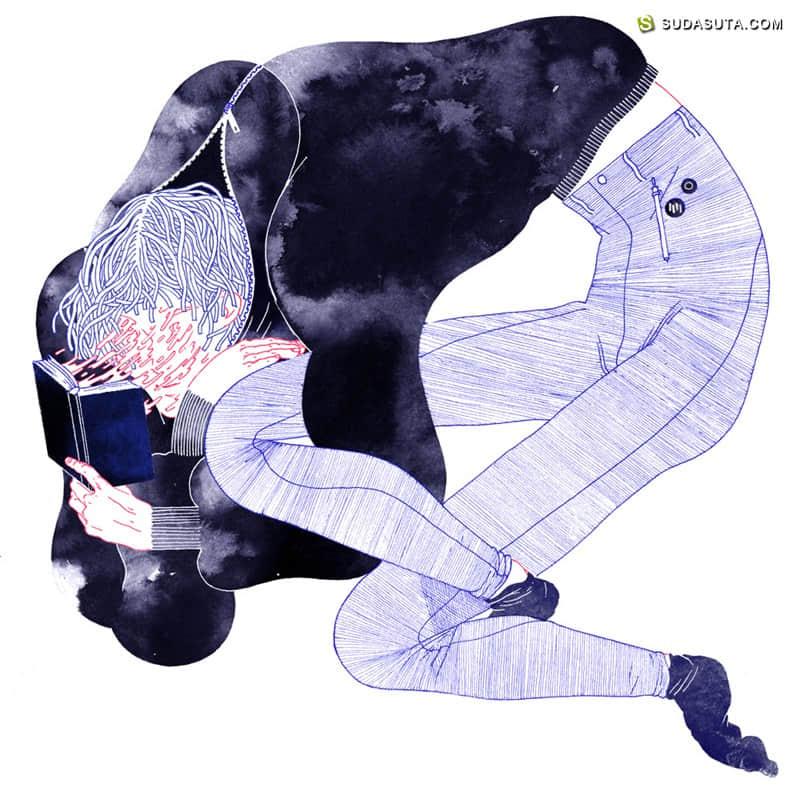 margherita morotti 个性插画欣赏