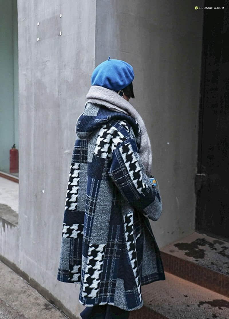 末娅苏苏moyasusu 独立设计品牌