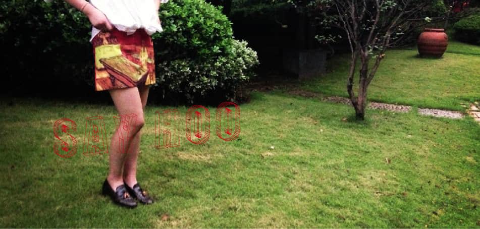 独立女装设计品牌 猫头鹰说HOO