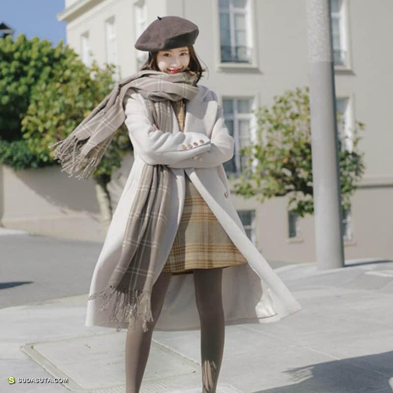 独立复古女装品牌 大喜自制