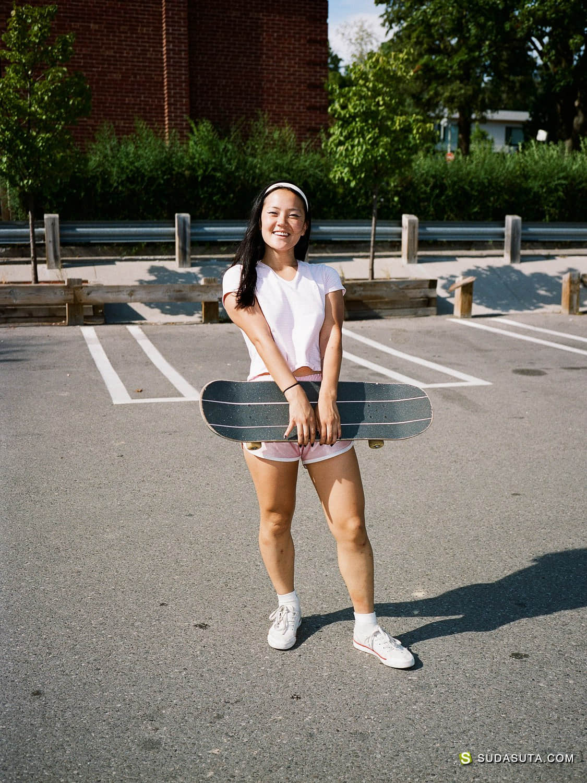 Aaron Wynia 青春人像摄影欣赏