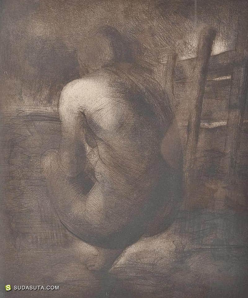 Crawfurd Adamson 油画艺术欣赏