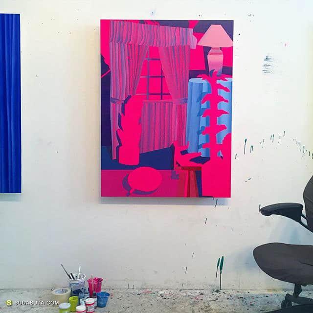 视觉艺术家 Jonathan Chapline