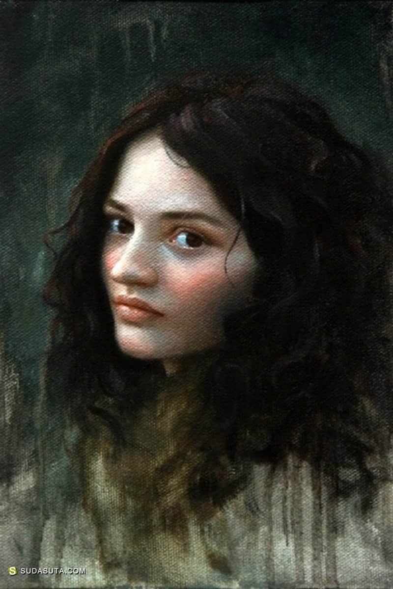 Katherine Stone 超现实主义绘画艺术欣赏