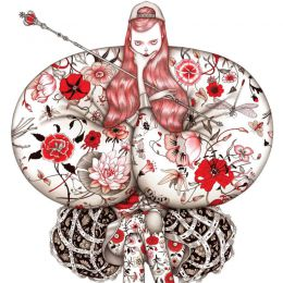 Laura Laine 超现实主义时尚插画欣赏