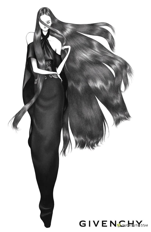 Laura Laine 个性时尚插画欣赏