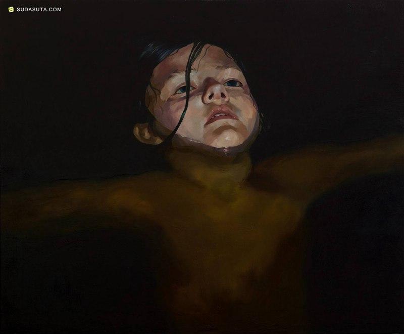 Markus Åkesson 人像油画作品欣赏