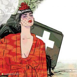 Tula Lotay 个性时尚插画欣赏