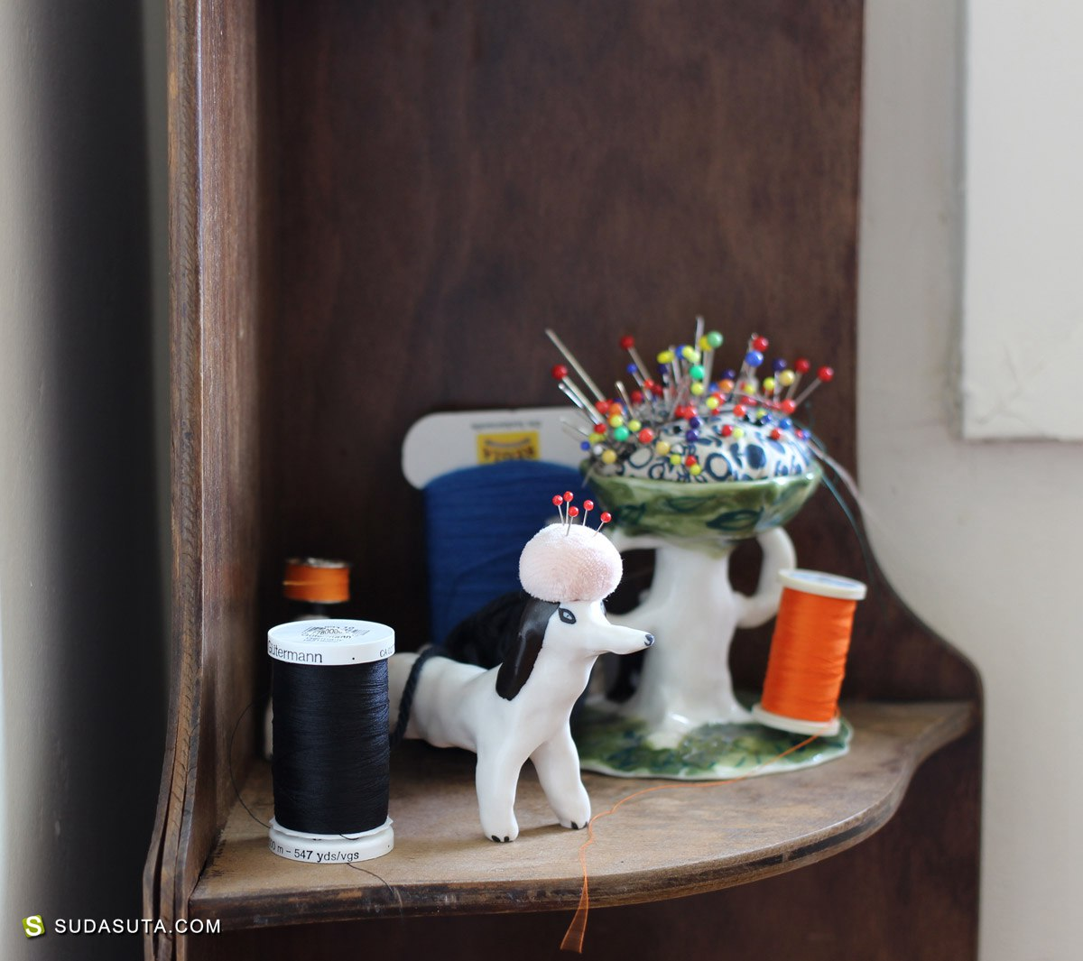 Eleonor Boström 呆萌有趣的陶瓷物件