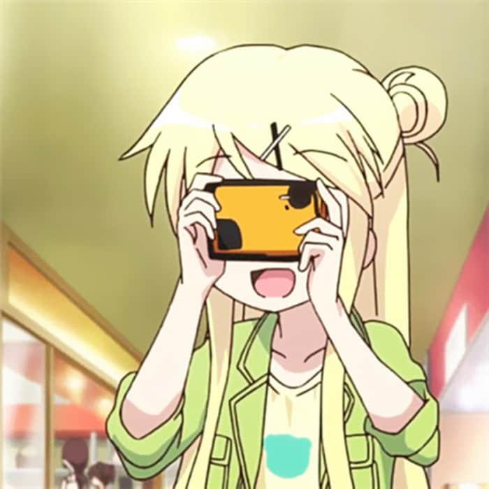 《Hello!! 黄金拼图》超萌动画表情截图