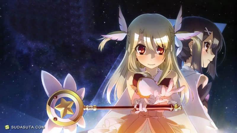 《魔法少女伊莉雅 》主题CG欣赏
